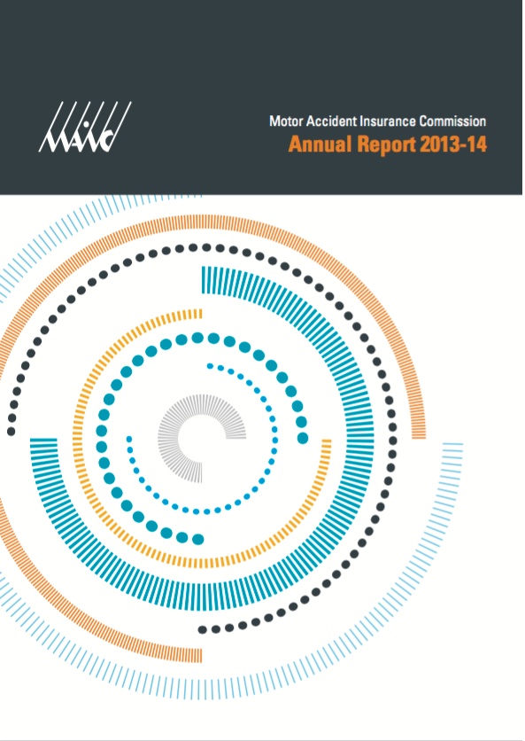 Cover Page for annual report