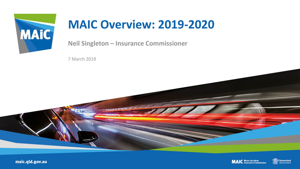 MAIC Overview: 2019-2020